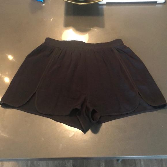 Lush Pants - Classy Black Shorts